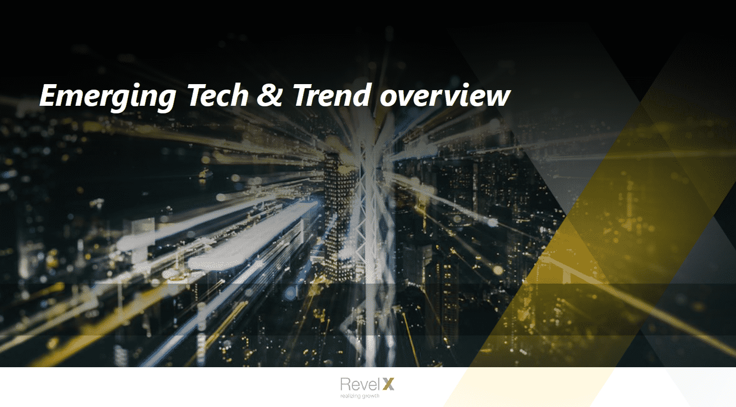 Download Tech & Trend guide for an Ideation session