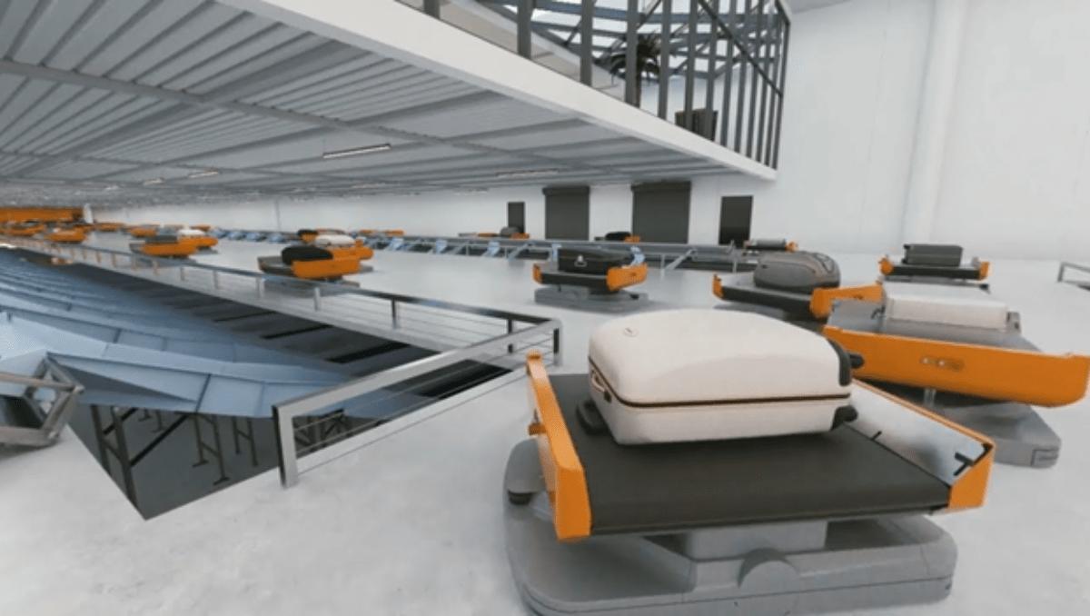 Innovative mindset - vanderlande coveyor
