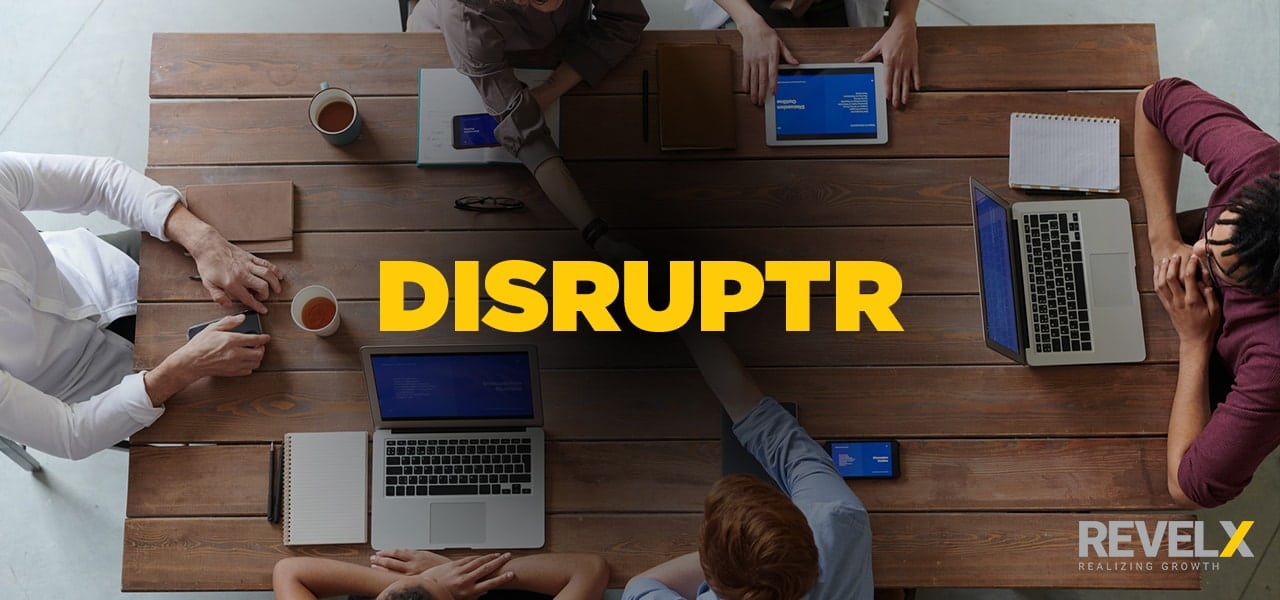 disruption workhop - disruptr