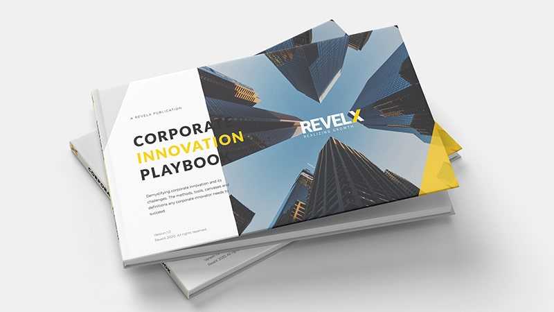 corporate innvation playbook